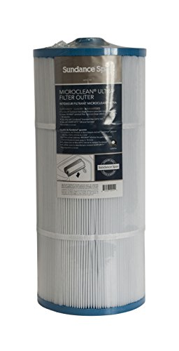 Sundance MicroClean Filter Ultra Outer Filter Only - 165 Series