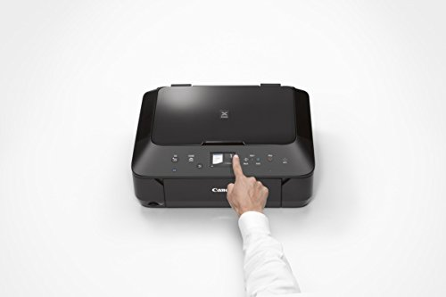CANON PIXMA MG6620 WIRELESS ALL-IN-ONE COLOR CLOUD Printer ...