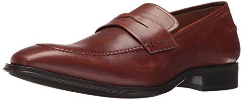 Mezlan Men's Trento Slip-On Loafer, Cognac, 10.5 UK/10.5 M US