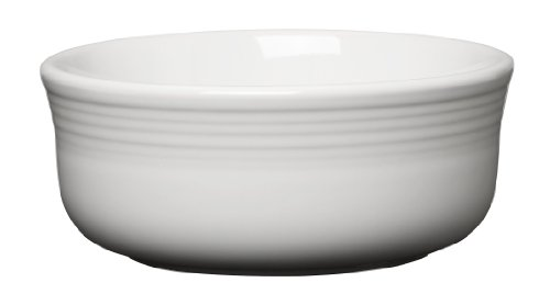 Fiesta 22-Ounce Chowder Bowl, White from Homer Laughlin