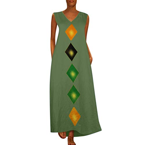 Skirt Pencil Pinstriped - Womens Dresses Party 1950s Vintage Swing Stretchy Sleeveless Lace Floral Elegant Cocktail Dress Crew Neck Knee Length Green