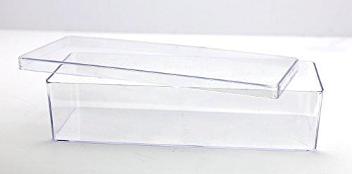 Clear Plastic Box - 9 1/2