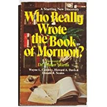 Who Really Wrote the Book of Mormon?