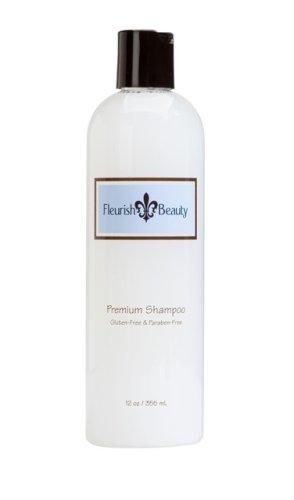 Fleurish Beauty Gluten Free Shampoo