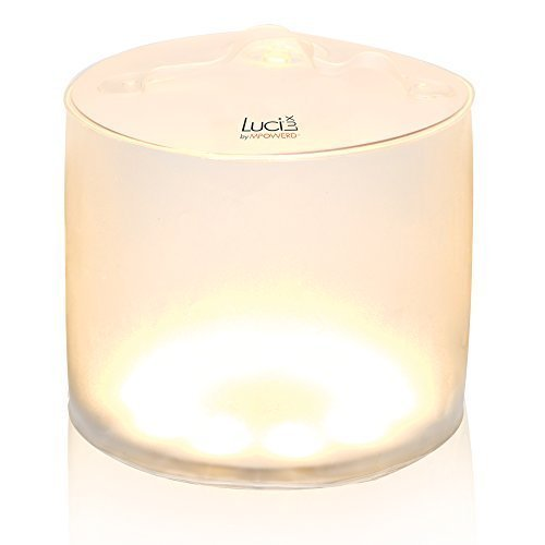 MPOWERD Luci Lux Inflatable Solar Lantern Style: Lux Inflatable, Model: 410, Home/Garden & Outdoor Store by MPOWERD