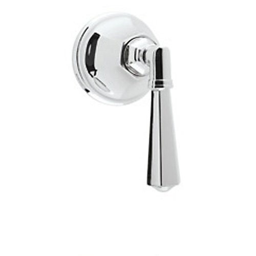 Rohl A4812LMAPCTO Palladian Trim Package Only No Rough to Volume Control in Polished Chrome with Palladian Metal Lever by Rohl