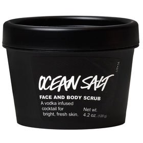 Lush Face And Body Scrub