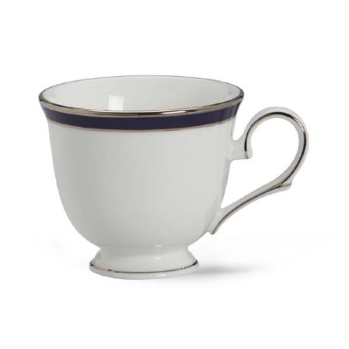 Lenox Federal Cobalt Platinum Bone China Cup ()