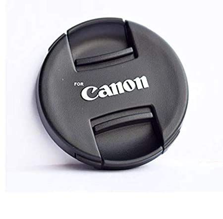 Hanumex® 72MM Center Pinch Lens Cap Compatible with Canon EF 35mm f/1.4L,18-200mm f/3.5-5.6 is, 28-135mm Nikon 85mm f/1.4, 18 200mm f/3.5 5.6G Zoom Lenses