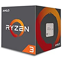 AMD Ryzen 3 1200 Quad-Core 3.1GHz Socket AM4 65W Desktop Processor + ASRock Motherboard