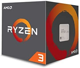 AMD Ryzen 3 1200 Quad-Core Processor + Gigabyte ATX AMD Motherboard