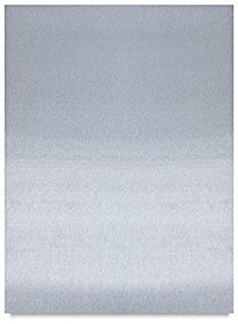 """Artist Etching Plate Sheet - Zinc polished for Printing & Graphics, Drypoint, and Aquatint & Photo Engraving (2"""" x 3"""")"""
