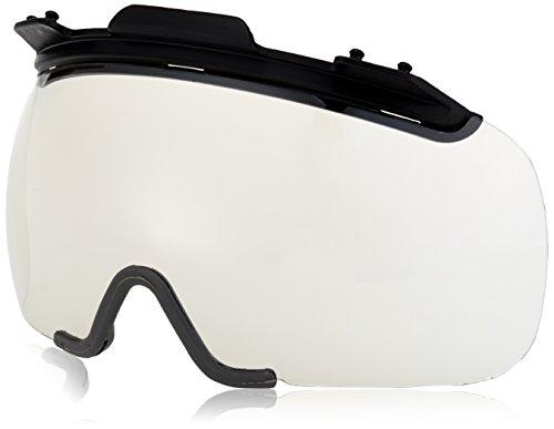 Casco intégrée de lunettes à rabat pour le casque déquitation Champ 6/Spirit Transparent - Transparent
