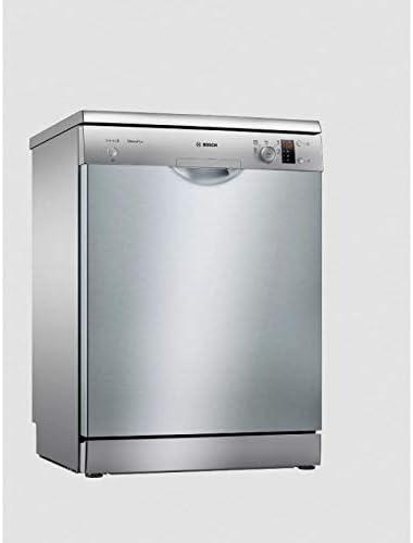 Bosch Serie 2 SMS25AI03E lavavajilla Independiente 12 Cubiertos A++ - Lavavajillas (Independiente, Tamaño Completo (60 cm), Acero Inoxidable, Acero Inoxidable, Botones, Giratorio, 1,75 m)