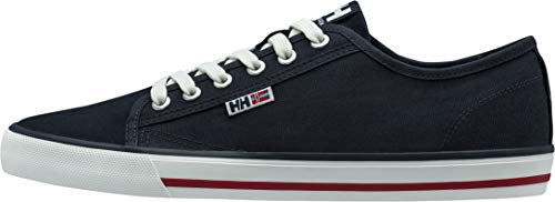 navy White V2 597 Hansen Helly Zapatillas red Azul Canvas Fjord off Para Shoe Hombre wpISxqz7RI