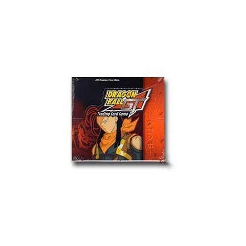 Dragon Ball GT Super 17 Saga Booster Box (24 Packs) (Card Ball Game Gt Dragon)