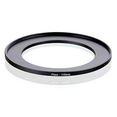 FidgetKute Adapter 77mm to 105mm 77-105 77-105mm77mm-105mm Stepping Step Up Filter Ring