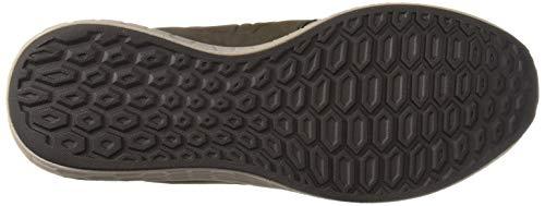 New Balance Men's Cruz V2 Fresh Foam Running Shoe, americano/flat white, 15 2E US by New Balance (Image #3)