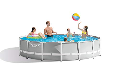Intex Above Ground Pools - Intex 10ft X 30in Prism Frame Pool Set