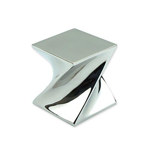 [해외]미국 ArtsOnDesk 모던 아트 페이퍼 웨이트 Mr106 스테인리스 거울 마무리 특허 출원 중인 문 서 예 용품 선물 인형 / U.S. ArtsOnDesk Modern Art Paper Weight Mr106 Stainless Steel Mirror Finish Patent Application Paper Writing Supplies Gif...