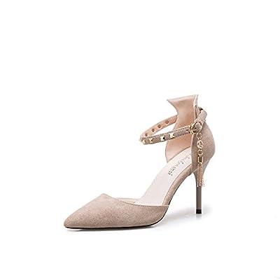 Ruanlei@Chaussures de soirée élégantes/Hauts Vernies Talons Chaussures/fashion TalonsLe clip à la lumière est un peu élégante et polyvalente comme les chaussures femme