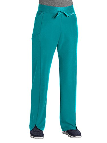 Jockey Performance RX Get-Up-and-Go Scrub Pant Teal, ()