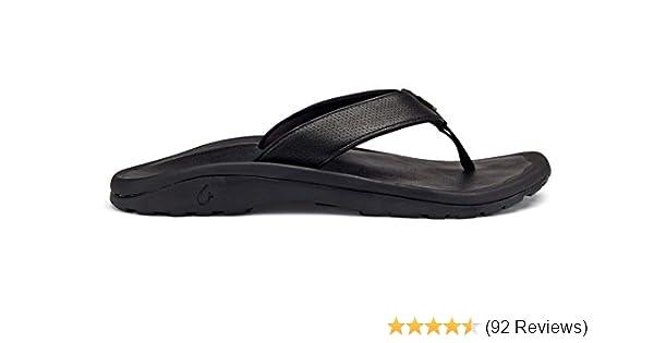 0b4501acad9b Amazon.com  OLUKAI Kupuna Sandal - Men s  Clothing