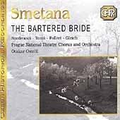 Bride Bartered Opera - The bartered bride. Opera in the 3 acts. Prague nat. theatre & orc. Otekar Ostrcil. 2 CD.