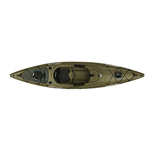 Sun dolphin excursion sit in fishing kayak 12 feet for Sun dolphin fishing kayak accessories