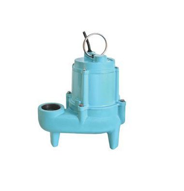 Little Giant 9SN-CIM 4/10 Horsepower Submersible Effluent Pump