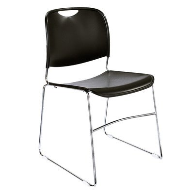 National Public Seating Hi-Tech Compact Stack Chair, 31