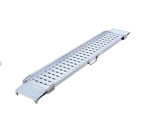 昭和ブリッジ (SHOWA BRIDGE) アルミラダーレール [ SGN-180-25-0.5T ] 【1本販売】 SGN-180-25-0.5T B00BWFNZMM 18021