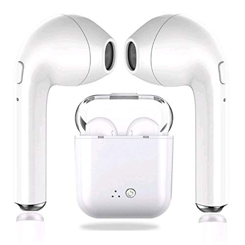 Bluetooth Headphones,Wireless Bluetooth Earphones Mini in-Ear Noise-reducing Sports Earbuds,Earbuds for All Sports and Work,Compatible with All Smart Bluetooth Devices Sports Bluetooth Earbuds