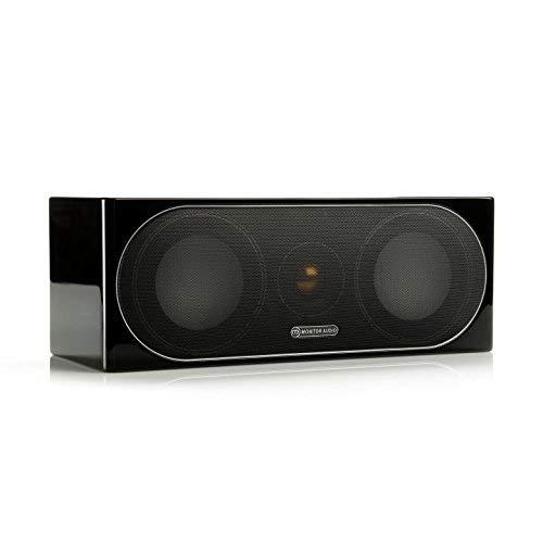 Monitor Audio Radius 200 Center Channel Speaker (gloss black)