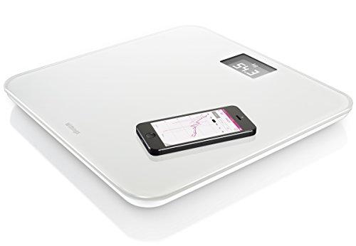 Withings WS-30 Online-Waage (für iPhone und iPad), Weiß