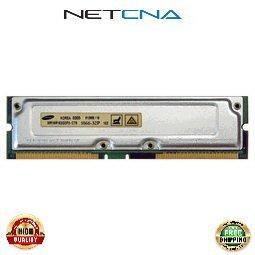 311-8251 512MB Dell Dimension PC1066 (533Mhz) non-ECC Rambus RIMM 100% Compatible memory by NETCNA USA - Rambus Ram Memory