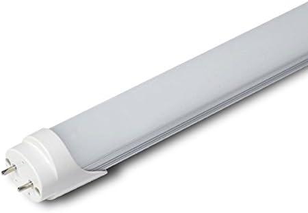 Schema Collegamento Neon In Serie : Grg tubo neon a led smd con attacco t da cm w luce fredda