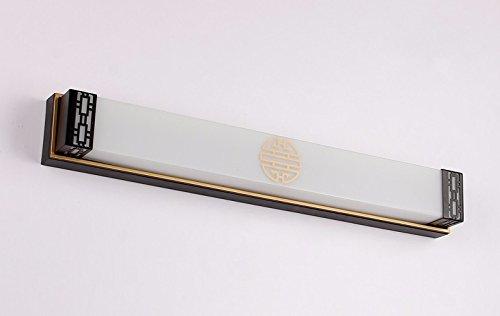 Sjun neue chinesische mauer spiegel leuchtet led badezimmer