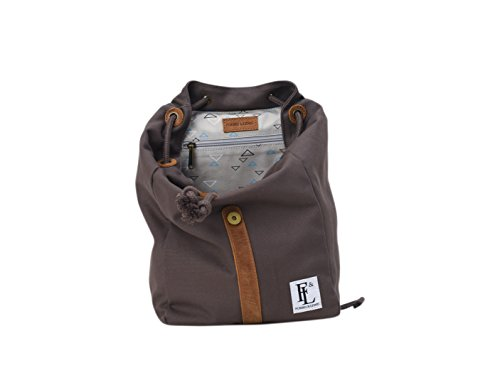 34 Summer 18 Grey Black Lewis cm Daypack Forbes Casual amp; Spring It60q