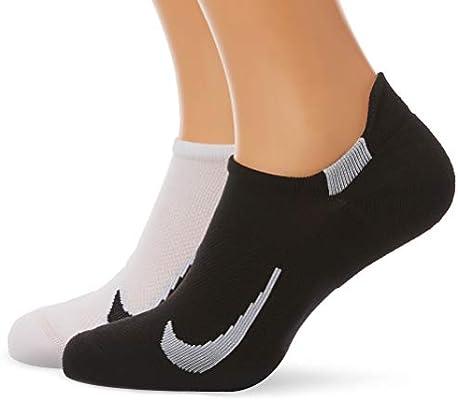 info pour d774e 86dca Nike Les Chaussettes de Running Invisibles Homme, 914 Multi ...