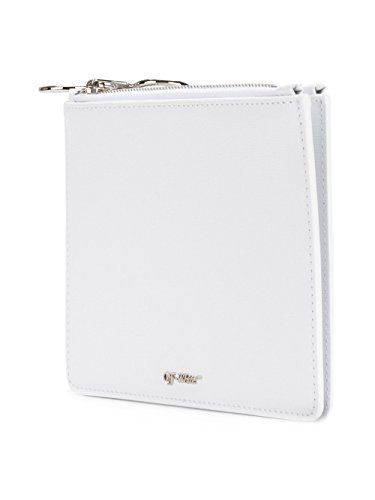 Cuir OWNA048S184231680110 OFF WHITE Femme Pochette Blanc 4Pqn0pZxw