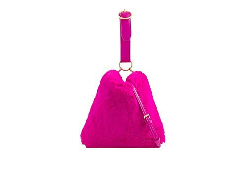 Fluffy Diva Bag Haute for Fuchsia for Shoulder Haute Ladies Fuchsia wgcXgtSFnq