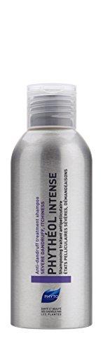 PHYTHÉOL INTENSE Botanical Anti-Dandruff Treatment Shampoo | Paraben Free | Severe Dandruff | Purifies, Soothes & Exfoliates Scalp |Relief Itchiness, Irritation, Flakes | Salicylic Acid