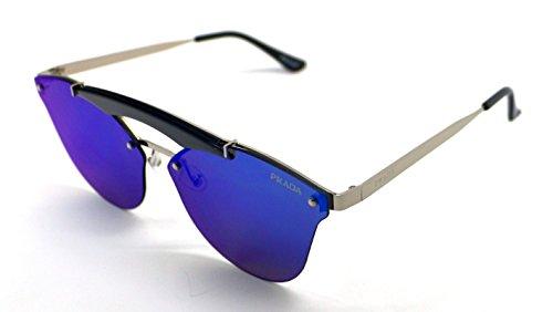 de Sol Hombre 400 UV Mujer Pkada Alta Gafas Calidad PK3056 Sunglasses Azul q5BdOn