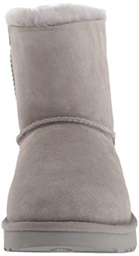 Alto sel Mini Ugg Bow A Australia Scarpe Seal Bailey Collo Donna 1016501 f0PFpfw