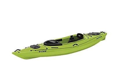 EVOKE Navato 120 Sit in Recreational Kayak