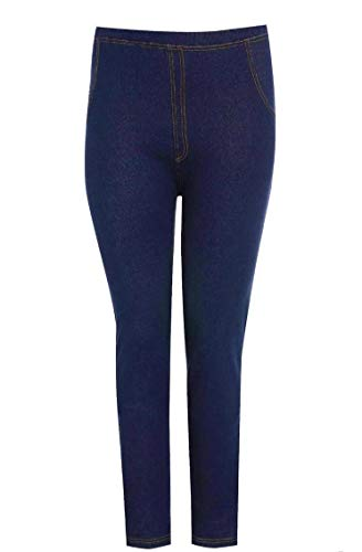 Elegant Donna Fashion Blue Jeans Navy wfRxPq