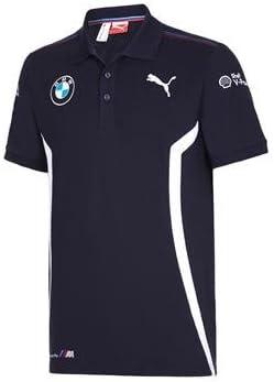 BMW Motorsport DTM Team Puma Polo camiseta talla s: Amazon.es ...