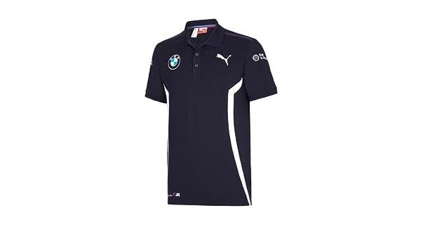 BMW Motorsport DTM Team Puma Polo camiseta tamaño m: Amazon.es ...