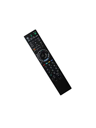 HCDZ Replacement Remote Control Fit for Sony RM-YD010 KDF-42E2000 XBR-65X900A XBR-65X905A LCD LED Rear Projector XBR BRAVIA HDTV TV